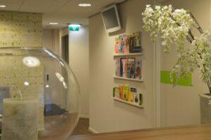 tijdschriften display en decoratie